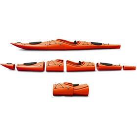 Pakayak Bluefin 14 Kayak démontable, orange